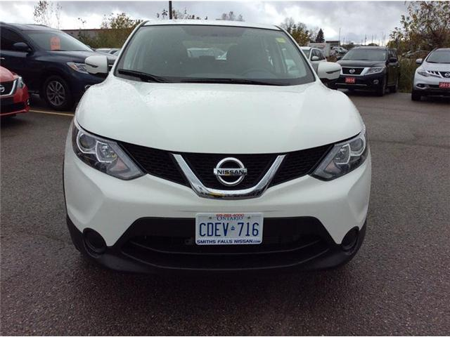 2017 Nissan Qashqai S (Stk: 17-478) in Smiths Falls - Image 12 of 13