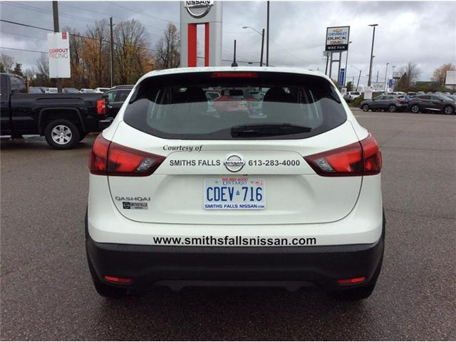 2017 Nissan Qashqai S (Stk: 17-478) in Smiths Falls - Image 13 of 13