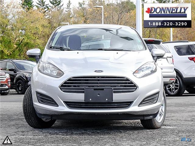 2017 Ford Fiesta SE (Stk: DQ2855) in Ottawa - Image 2 of 27