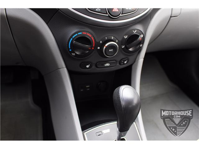 2015 Hyundai Accent GLS (Stk: 1210) in Carleton Place - Image 30 of 34
