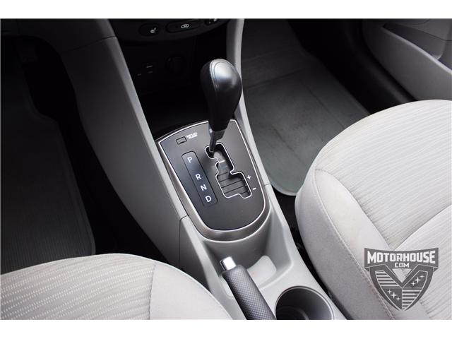 2015 Hyundai Accent GLS (Stk: 1210) in Carleton Place - Image 31 of 34