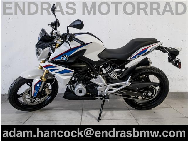 2018 Bmw G310r At 5899 For Sale In Ajax Endras Motorrad