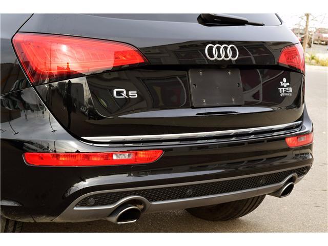 2016 Audi Q5 2.0T Technik (Stk: 1801621) in Regina - Image 21 of 42