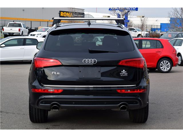 2016 Audi Q5 2.0T Technik (Stk: 1801621) in Regina - Image 6 of 42