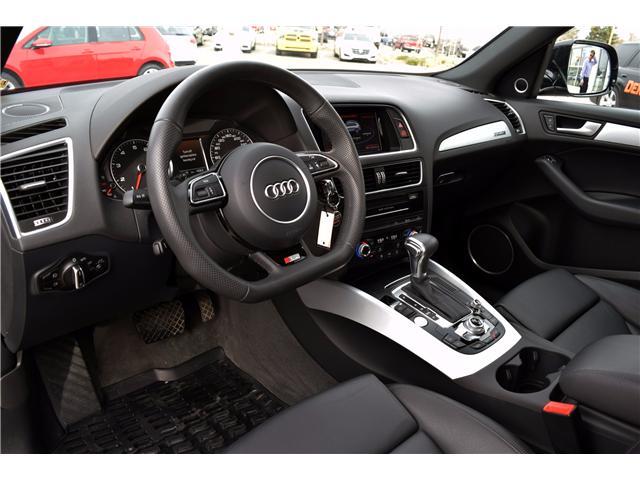 2016 Audi Q5 2.0T Technik (Stk: 1801621) in Regina - Image 9 of 42