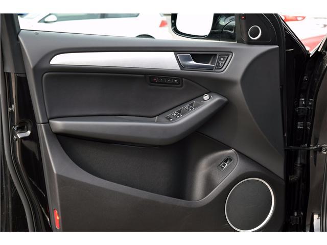 2016 Audi Q5 2.0T Technik (Stk: 1801621) in Regina - Image 10 of 42