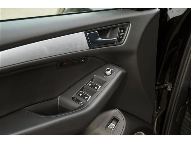 2016 Audi Q5 2.0T Technik (Stk: 1801621) in Regina - Image 11 of 42