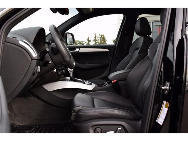 2016 Audi Q5 2.0T Technik (Stk: 1801621) in Regina - Image 14 of 42
