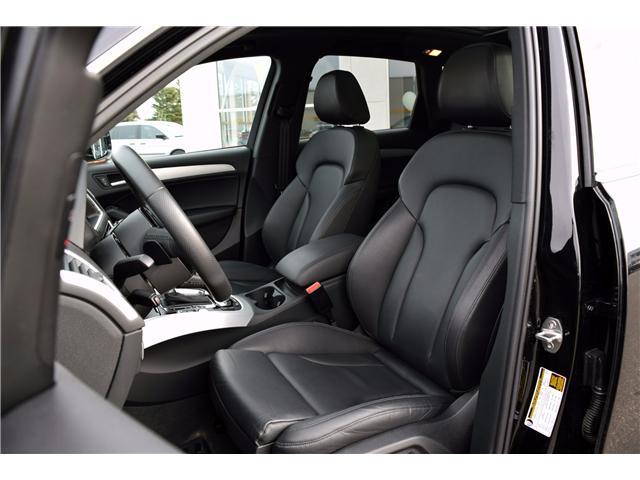 2016 Audi Q5 2.0T Technik (Stk: 1801621) in Regina - Image 15 of 42