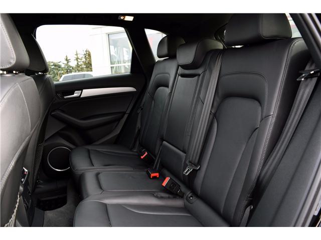 2016 Audi Q5 2.0T Technik (Stk: 1801621) in Regina - Image 17 of 42