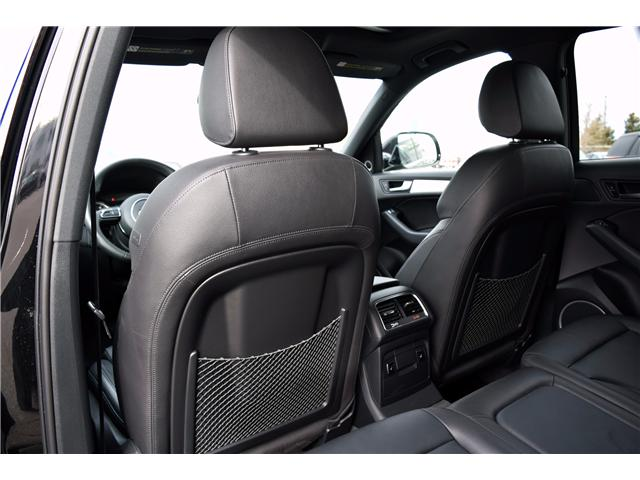 2016 Audi Q5 2.0T Technik (Stk: 1801621) in Regina - Image 18 of 42