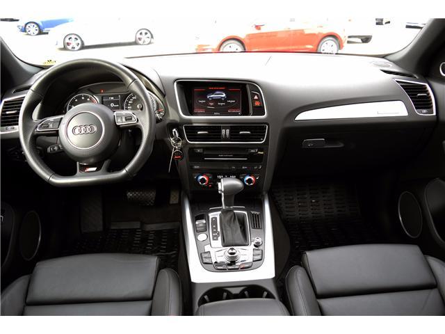 2016 Audi Q5 2.0T Technik (Stk: 1801621) in Regina - Image 22 of 42