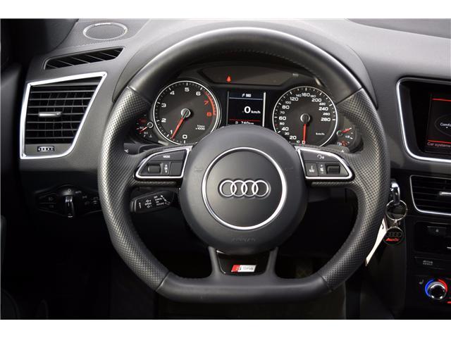 2016 Audi Q5 2.0T Technik (Stk: 1801621) in Regina - Image 23 of 42