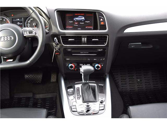 2016 Audi Q5 2.0T Technik (Stk: 1801621) in Regina - Image 24 of 42