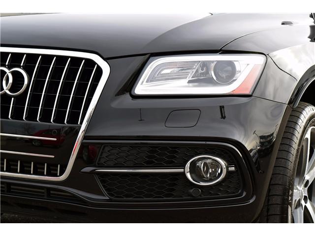 2016 Audi Q5 2.0T Technik (Stk: 1801621) in Regina - Image 39 of 42