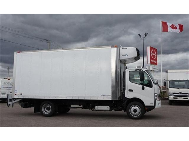2018 Hino 195 - Carrier Reefer/Multivan Body - (Stk: STCN5152) in Barrie - Image 1 of 11