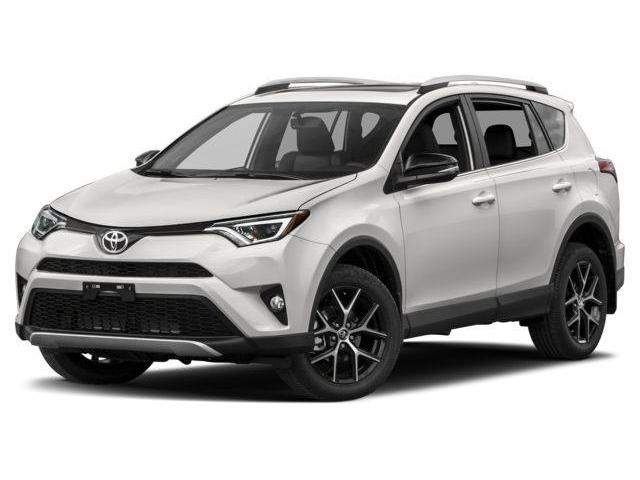 2018 Toyota RAV4 SE (Stk: 8RV152) in Georgetown - Image 1 of 9