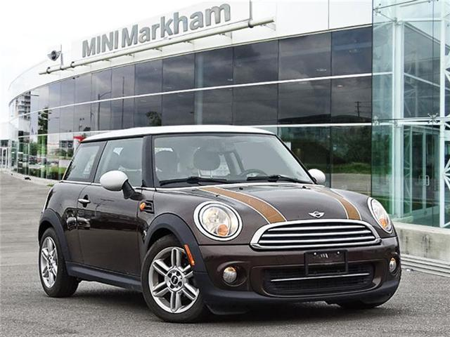 2011 Mini Cooper Base (Stk: M4780A) in Markham - Image 1 of 12