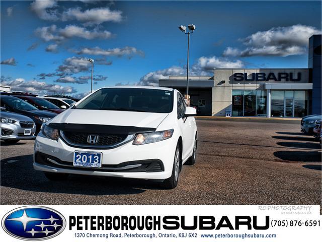 2013 Honda Civic LX (Stk: S3278A) in Peterborough - Image 1 of 24