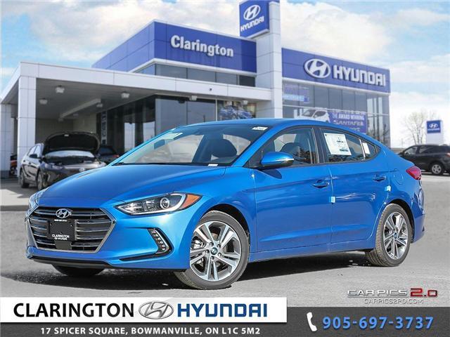 2018 Hyundai Elantra GLS (Stk: 17908) in Clarington - Image 1 of 27
