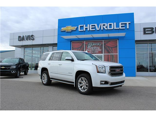 2018 GMC Yukon SLT (Stk: 186148) in Claresholm - Image 1 of 49