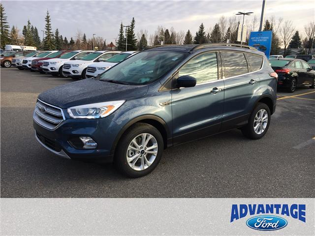 2018 Ford Escape SEL (Stk: J-137) in Calgary - Image 1 of 5