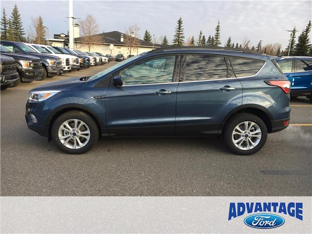 2018 Ford Escape SEL (Stk: J-137) in Calgary - Image 2 of 5