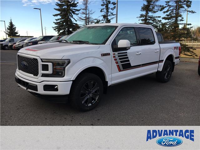2018 Ford F-150 Lariat (Stk: J-102) in Calgary - Image 1 of 5