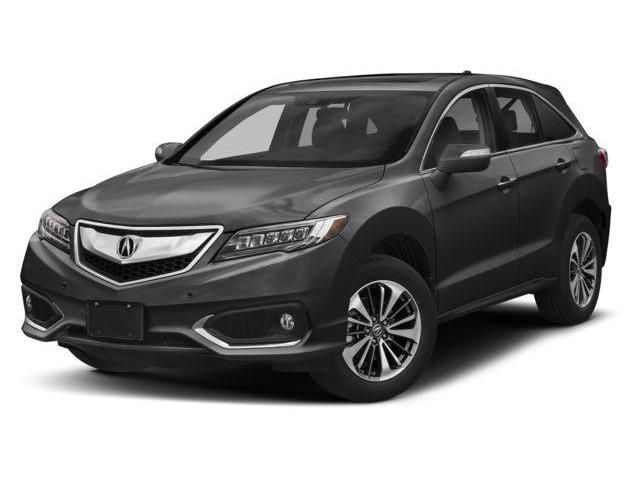 2018 Acura RDX Elite (Stk: J802711 DEMO) in Brampton - Image 1 of 9