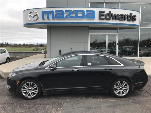 2013 Lincoln MKZ Base (Stk: 20630) in Pembroke - Image 1 of 10