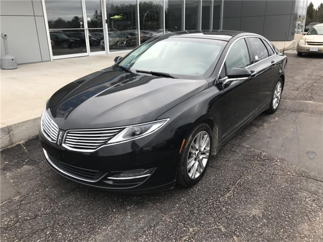 2013 Lincoln MKZ Base (Stk: 20630) in Pembroke - Image 2 of 10