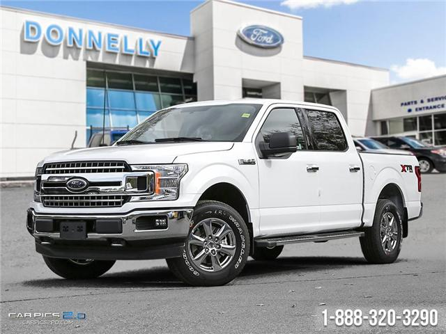 2018 Ford F-150 XLT (Stk: DR25) in Ottawa - Image 1 of 27