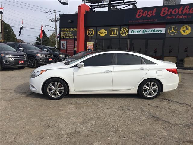 2011 Hyundai Sonata Limited (Stk: 254981) In Toronto   Image 1 Of 17 ...