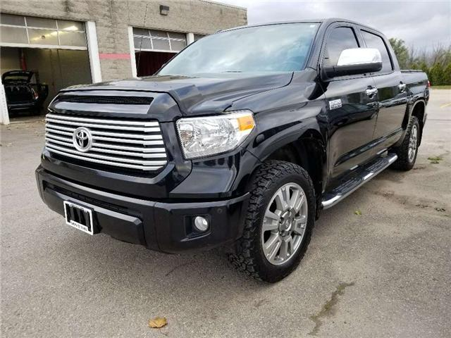 2015 Toyota Tundra Platinum 5.7L V8 (Stk: A01005) in Guelph - Image 4 of 30