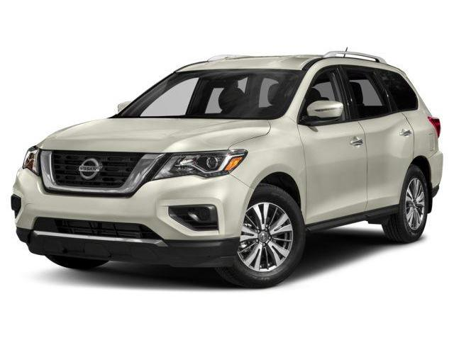 2018 Nissan Pathfinder Platinum (Stk: 18009) in Waterloo - Image 1 of 9