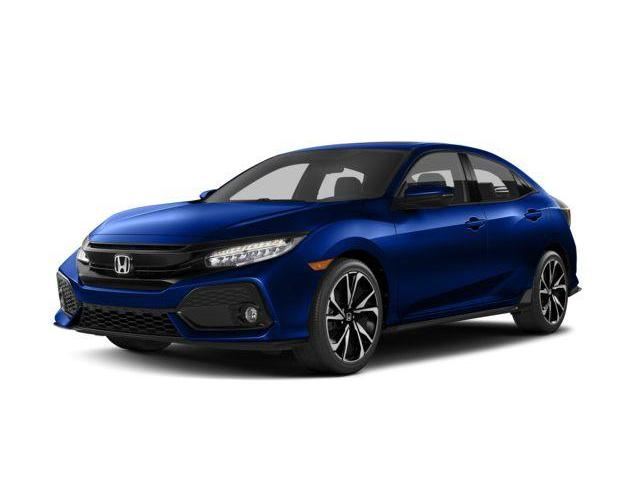 2018 Honda Civic Sport Touring (Stk: 18181) in Barrie - Image 1 of 2