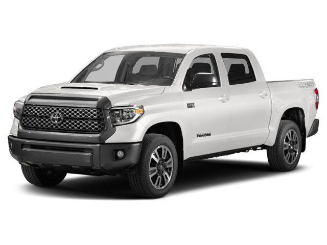 2018 Toyota Tundra SR5 Plus 5.7L V8 (Stk: 18112) in Peterborough - Image 1 of 2