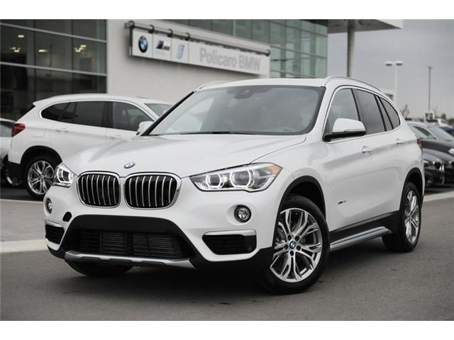 2018 BMW X1 xDrive28i (Stk: 8F92538) in Brampton - Image 1 of 12