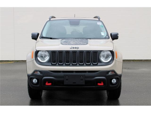 2017 Jeep Renegade Trailhawk (Stk: PF09321A) in Courtenay - Image 2 of 30
