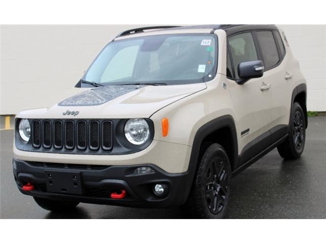 2017 Jeep Renegade Trailhawk (Stk: PF09321A) in Courtenay - Image 3 of 30