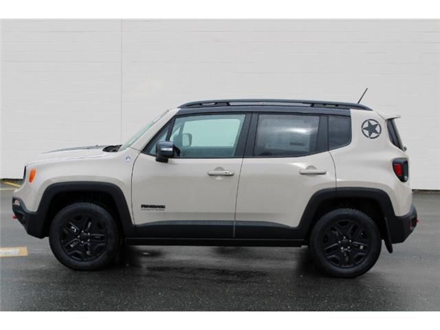 2017 Jeep Renegade Trailhawk (Stk: PF09321A) in Courtenay - Image 4 of 30