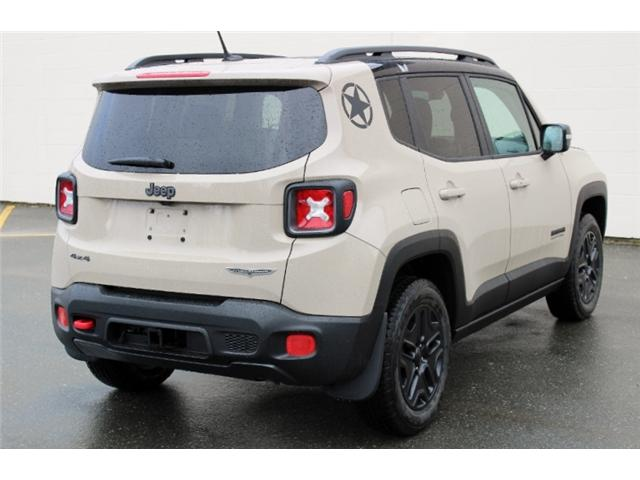 2017 Jeep Renegade Trailhawk (Stk: PF09321A) in Courtenay - Image 7 of 30