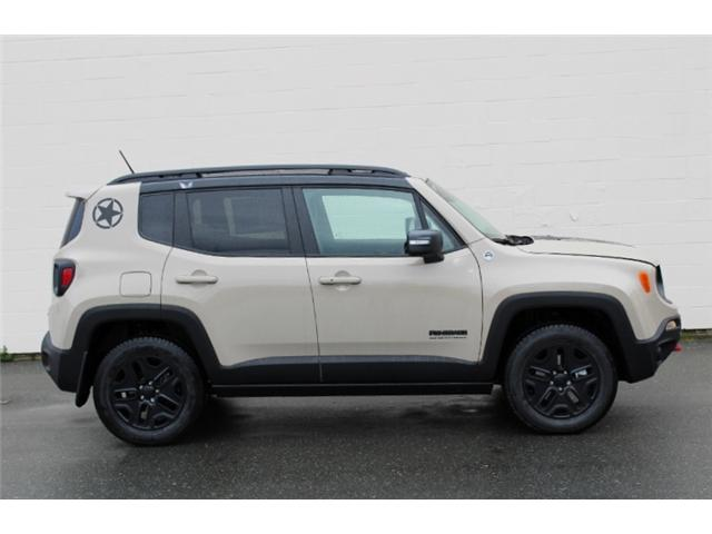 2017 Jeep Renegade Trailhawk (Stk: PF09321A) in Courtenay - Image 8 of 30