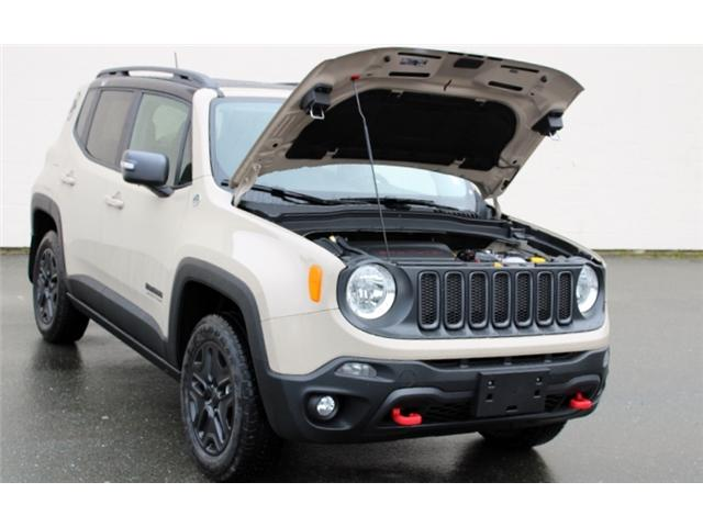 2017 Jeep Renegade Trailhawk (Stk: PF09321A) in Courtenay - Image 9 of 30