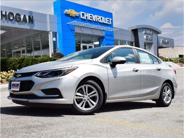 2018 Chevrolet Cruze LT Auto (Stk: 8114158) in Scarborough - Image 1 of 28