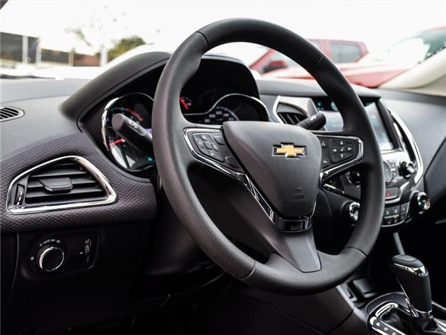 2018 Chevrolet Cruze LT Auto (Stk: 8114158) in Scarborough - Image 12 of 28
