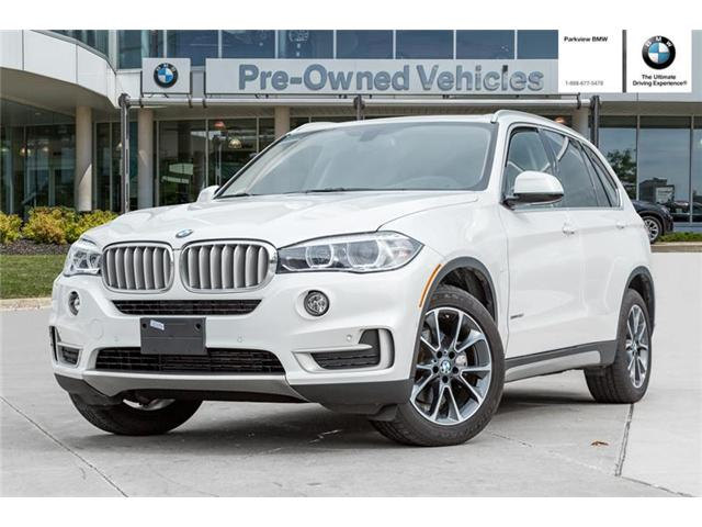2017 BMW X5 xDrive35i (Stk: PP7700) in Toronto - Image 1 of 21