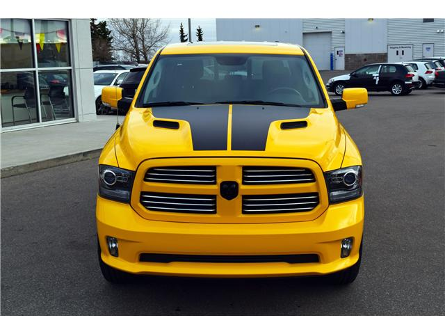 2016 RAM 1500 Sport (Stk: P62081) in Regina - Image 2 of 35