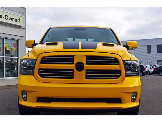 2016 RAM 1500 Sport (Stk: P62081) in Regina - Image 31 of 35