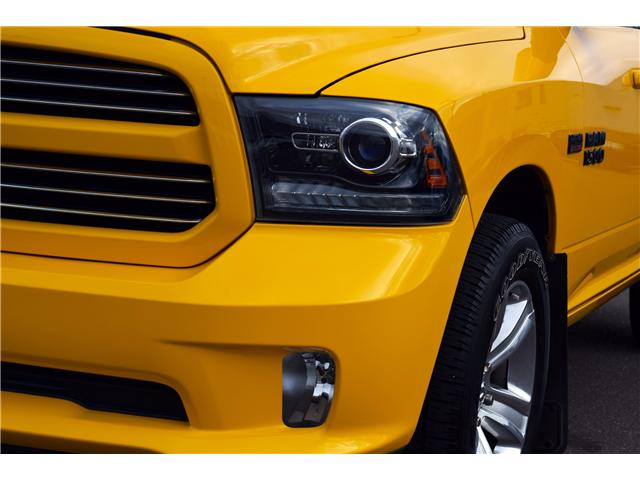 2016 RAM 1500 Sport (Stk: P62081) in Regina - Image 32 of 35